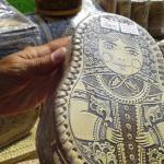 шкатулка береста, сувениры береста, малахитовая шкатулка фестиваль, малахитовая шкатулка екатеринбург