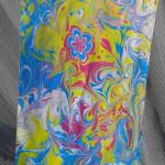 рисунки вода фото, эбру для детей, обучение эбру, живопись эбру, школа эбру, эбру фото, искусство эбру, технология эбру, творчество своими руками