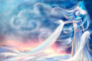 снежная королева, снежная королева картинки, снежная королева загадки дети