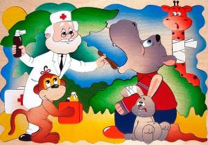 айболит, айболит картинки, айболит загадки дети