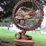 скульптура металлолом, скульптура металлолом фото, скульптура металлолом своими руками, скульптура металл, скульптура металл фото, скульптура металл своими руками