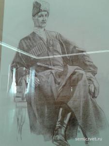 Павел Скоропадский, герои Первой мировой войны, 100 летие Первой мировой войны, портреты героев Первой мировой войны, выставки первая мировая война
