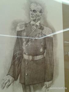 Лев Феншоу, герои Первой мировой войны, 100 летие Первой мировой войны, портреты героев Первой мировой войны, выставки первая мировая война