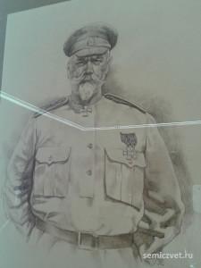Антон Деникин, герои Первой мировой войны, 100 летие Первой мировой войны, портреты героев Первой мировой войны, выставки первая мировая война