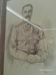 Алексей Каледин, герои Первой мировой войны, 100 летие Первой мировой войны, портреты героев Первой мировой войны, выставки первая мировая война