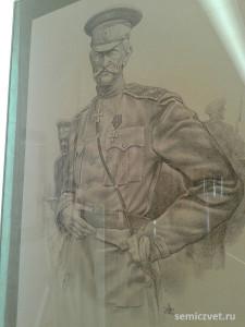 Алексей Брусилов, герои Первой мировой войны, 100 летие Первой мировой войны, портреты героев Первой мировой войны, выставки первая мировая война