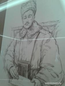 Дмитрий Карбышев, герои Первой мировой войны, 100 летие Первой мировой войны, портреты героев Первой мировой войны, выставки первая мировая война