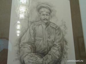 Пётр Рожко, герои Первой мировой войны, 100 летие Первой мировой войны, портреты героев Первой мировой войны, выставки первая мировая война