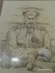 Николай Бржозовский, герои Первой мировой войны, 100 летие Первой мировой войны, портреты героев Первой мировой войны, выставки первая мировая война