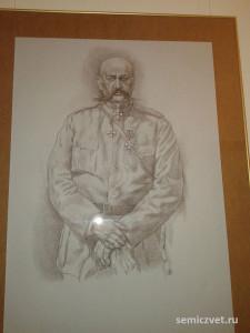 Николай Юденич, герои Первой мировой войны, 100 летие Первой мировой войны, портреты героев Первой мировой войны, выставки первая мировая война