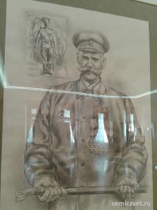Константин Недорубов, герои Первой мировой войны, 100 летие Первой мировой войны, портреты героев Первой мировой войны, выставки первая мировая война