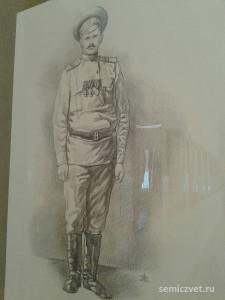 Василий Чапаев, герои Первой мировой войны, 100 летие Первой мировой войны, портреты героев Первой мировой войны, выставки первая мировая война