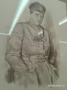 Мария Бочкарёва, герои Первой мировой войны, 100 летие Первой мировой войны, портреты героев Первой мировой войны, выставки первая мировая война