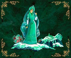 хозяйка медной горы, хозяйка медной горы картинки, хозяйка медной горы загадки дети