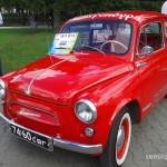 красный ретро автомобиль, ретро автомобиль заз, легковые ретро автомобили, экспозиция ретро автомобилей, русские ретро автомобили, отечественные ретро автомобили, российские ретро автомобили, выставка ретро автомобилей, советские ретро автомобили екатеринбург, парад ретро автомобилей, ретро автомобили ссср