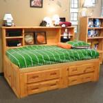 Спальный гарнитур для мальчика. Магазин «Мебель из Небраски», штат Техас, США