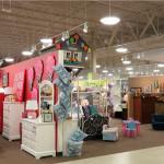 Мебель и аксессуары для детских комнат. Магазин «Мебель из Небраски», штат Техас, США