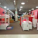 Детские спальные гарнитуры. Магазин «Мебель из Небраски», штат Техас, США