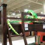 Детская кровать. Магазин «Мебель из Небраски», штат Техас, США