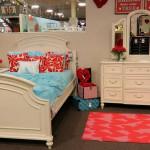 Детская мебель для спальни девочки. Магазин «Мебель из Небраски», штат Техас, США