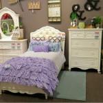Мебель и аксессуары для спальни девочки. Магазин «Мебель из Небраски», штат Техас, США