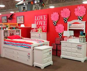 Магазин «Мебель из Небраски», штат Техас, США