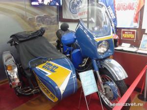 Мотоцикл «Урал» ИМЗ - 8.103-10 «Гиннесс»