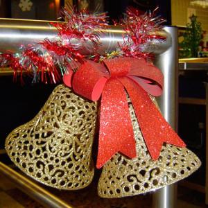 показать декорации рождество