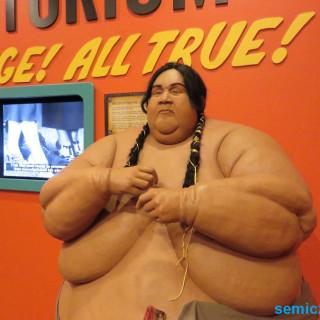 картинки необычные люди мира, самый толстый человек земле, самые толстые люди планеты фото, самый толстый человек истории, самые толстые люди фото, самый толстый человек мире, музей рипли, роберт рипли, шоу рипли, музей странности, музей рипли хотите верьте хотите нет, музей рипли