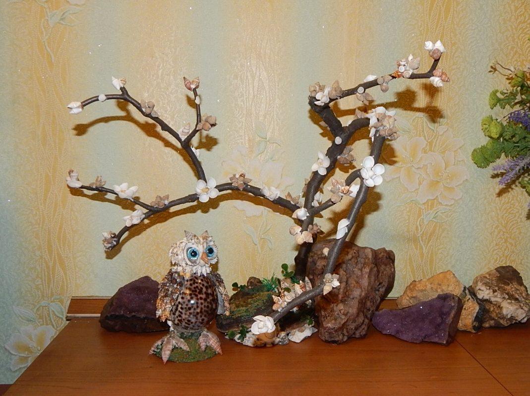 Изделия из морских ракушек своими руками фото 226