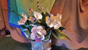 цветы ракушек фото, цветы ракушек руками фото, букеты цветов ракушки, сделать ракушки цветы, цветы ракушки мастер класс, цветы ракушки своими руками мастер класс, поделки цветы ракушки своими руками, красивые поделки ракушки, изделия ракушки своими руками, изделия морские ракушки, композиции ракушки своими руками, cувенир ракушки