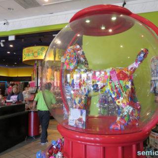 Роберт Бредфорд. Пудель «Foo-Foo 2» из пластмассовых игрушек. Музей Рипли «Хотите — верьте, хотите — нет!». Техас