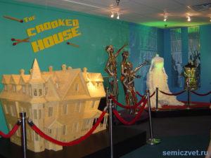 Экспонаты Музея Рипли «Хотите — верьте, хотите — нет!». Техас