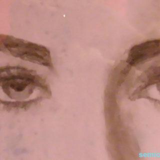 Натали Айриш «Актриса Элизабет Тейлор». Губная помада. Музей Рипли. Гранд-Прери, Техас, США