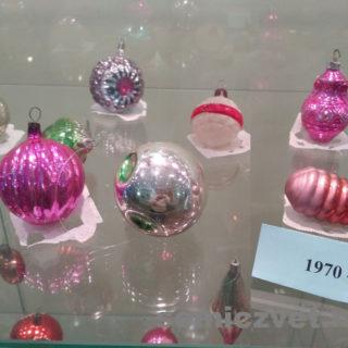 Мини ёлочные игрушки СССР