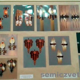 Персональная выставка ювелирного и декоративно-прикладного искусства художника В.Хахалкина