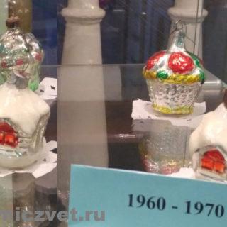 Ёлочные игрушки СССР 1960-70 гг.