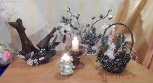 Волшебные новогодние подарки-сувениры своими руками