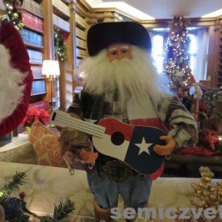 Санта Клаус из Техаса