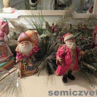 Санта Клаусы разных стран