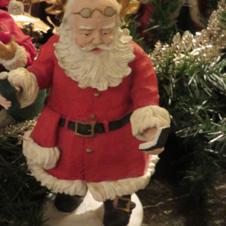 Как выглядит Санта Клаус