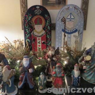 Санта Клаус Святой Николай и другие