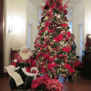 Санта Клаус в США