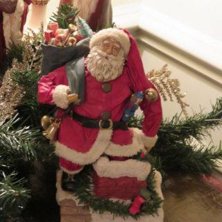 Образ Санта Клауса