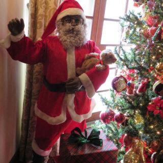 Настоящий Санта Клаус