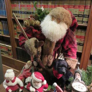 Семья Санта Клаус и другие Санты