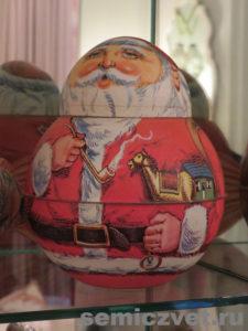 Санта Клаус-Матрёшка