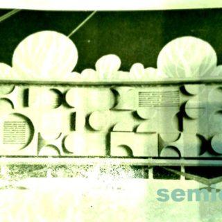 Вариант комплекса наглядной агитации завода им.В.В.Воровского. Художник В.Хахалкин. г.Свердловск. 70-е гг.