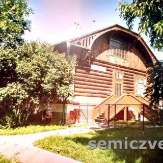 Историческое здание, где были произведены первые бетонные работы на Урале в XIXв.
