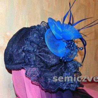 Женская шляпа котелок своими руками